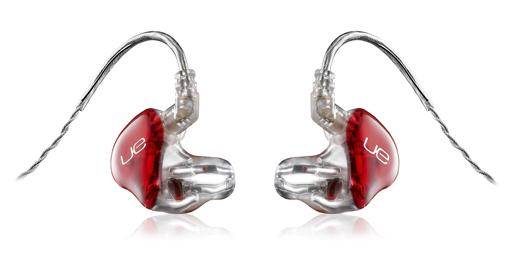 Ue Design Best: Ultimate Ears UE-18 Pro Custom In Ear Monitors